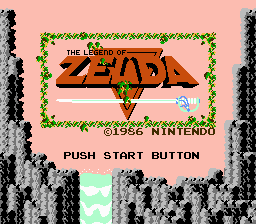 КАРТИНКА Легенда о Зельде / Legend of Zelda