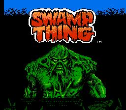 КАРТИНКА Болотное Нечто / Swamp Thing