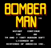 КАРТИНКА Бомбермен / Bomberman