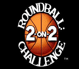 КАРТИНКА Баскетбол 2 на 2 / Roundball 2-on-2 Challenge