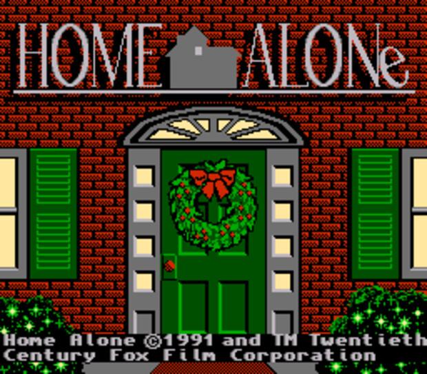 КАРТИНКА Один дома / Home Alone