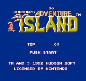 КАРТИНКА Остров приключений / Adventure Island