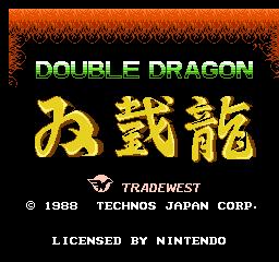 КАРТИНКА Двойной дракон / Double Dragon