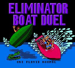 КАРТИНКА Гонки на катерах / Eliminator Boat Duel