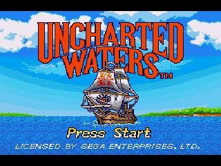 КАРТИНКА Воды не отмеченные на карте / Uncharted Waters