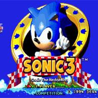 КАРТИНКА Ежик Соник 3 / Sonic the Hedgehog 3
