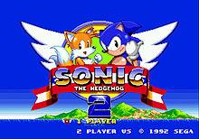 КАРТИНКА Ежик Соник 2 / Sonic the Hedgehog 2