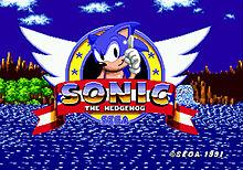 КАРТИНКА Ежик Соник / Sonic the Hedgehog