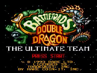 КАРТИНКА Боевые жабы и Двойной дракон / Battletoads and Double Dragon
