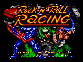 КАРТИНКА Рок-н-ролл гонка / Rock N' Roll Racing