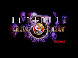 КАРТИНКА Мортал Комбат 3 Ультиматум / Ultimate Mortal Kombat 3