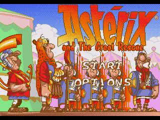 КАРТИНКА Астерикс и Великое Спасение / Asterix and the Great Rescue
