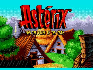КАРТИНКА Астерикс и сила Богов / Asterix and the Power of The Gods