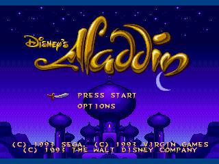 КАРТИНКА Алладин Дисней / Disney's Aladdin