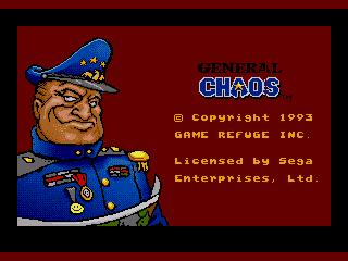 КАРТИНКА Генерал Хаос / General Chaos