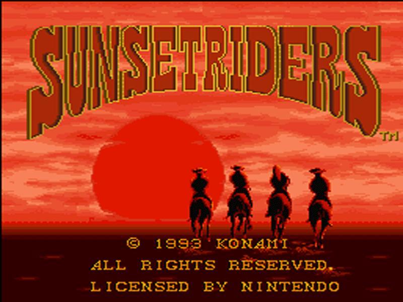 КАРТИНКА Наездники заката / Sunset riders
