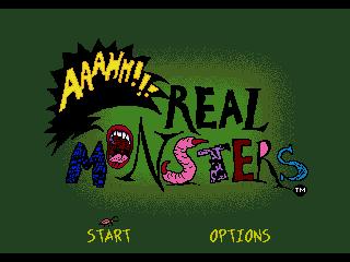 КАРТИНКА ААА!!! Настоящие монстры / AAAHH!!! Real Monsters