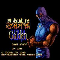 КАРТИНКА Ниндзя Гайдн / Ninja Gaiden