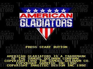 КАРТИНКА Американские Гладиаторы / American Gladiators