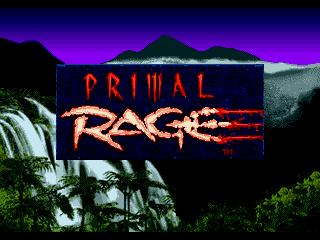 КАРТИНКА Первобытная Ярость / Primal Rage