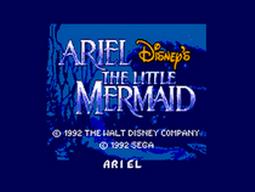 КАРТИНКА Ариэль. Маленькая русалочка / Ariel. the litle mermeid