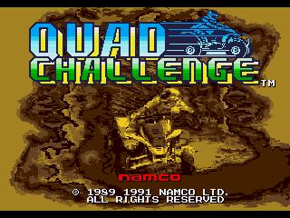 КАРТИНКА Гонки на квадроциклах / Quad Challenge
